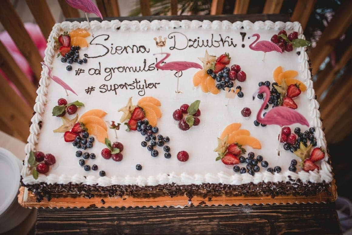 Tort Cukiernia Gromulski
