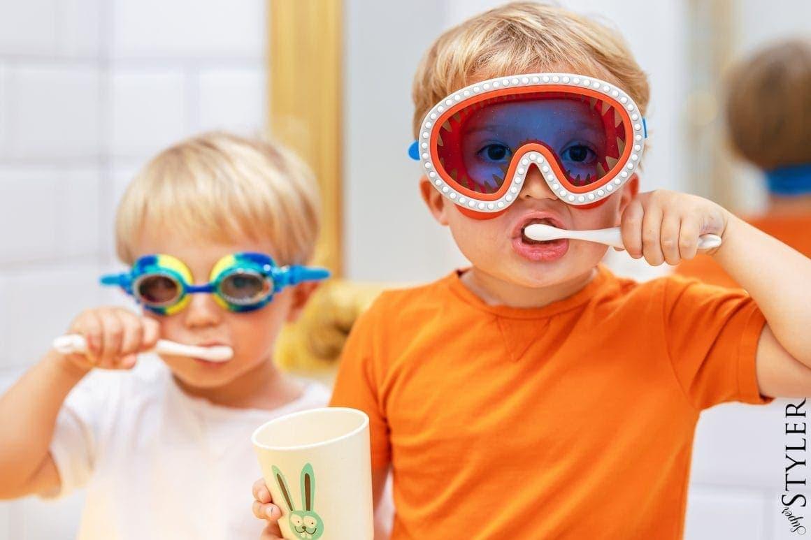 maska do nurkowania dla dziecka