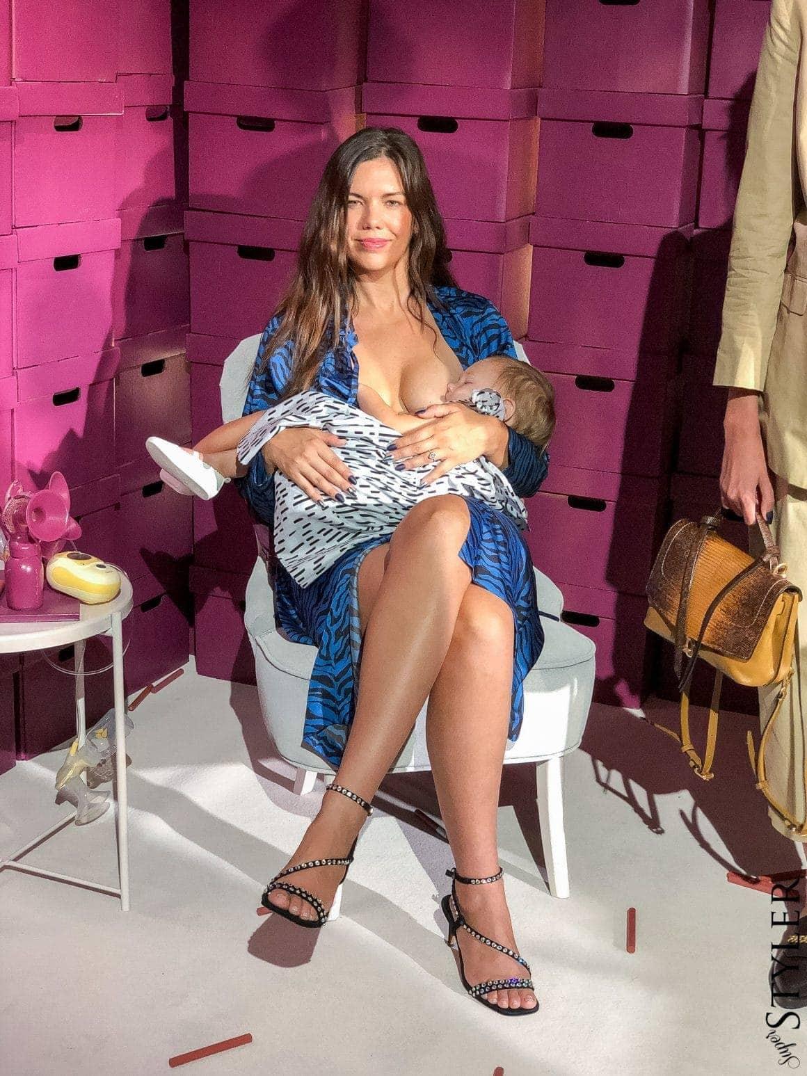 New York Fashion Week Rebecca Minkoff