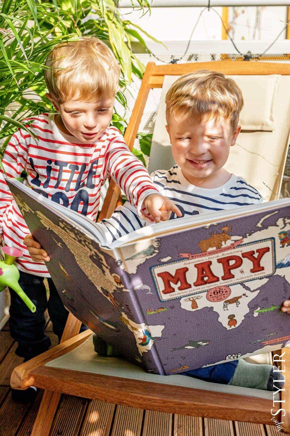 książka mapy superstyler