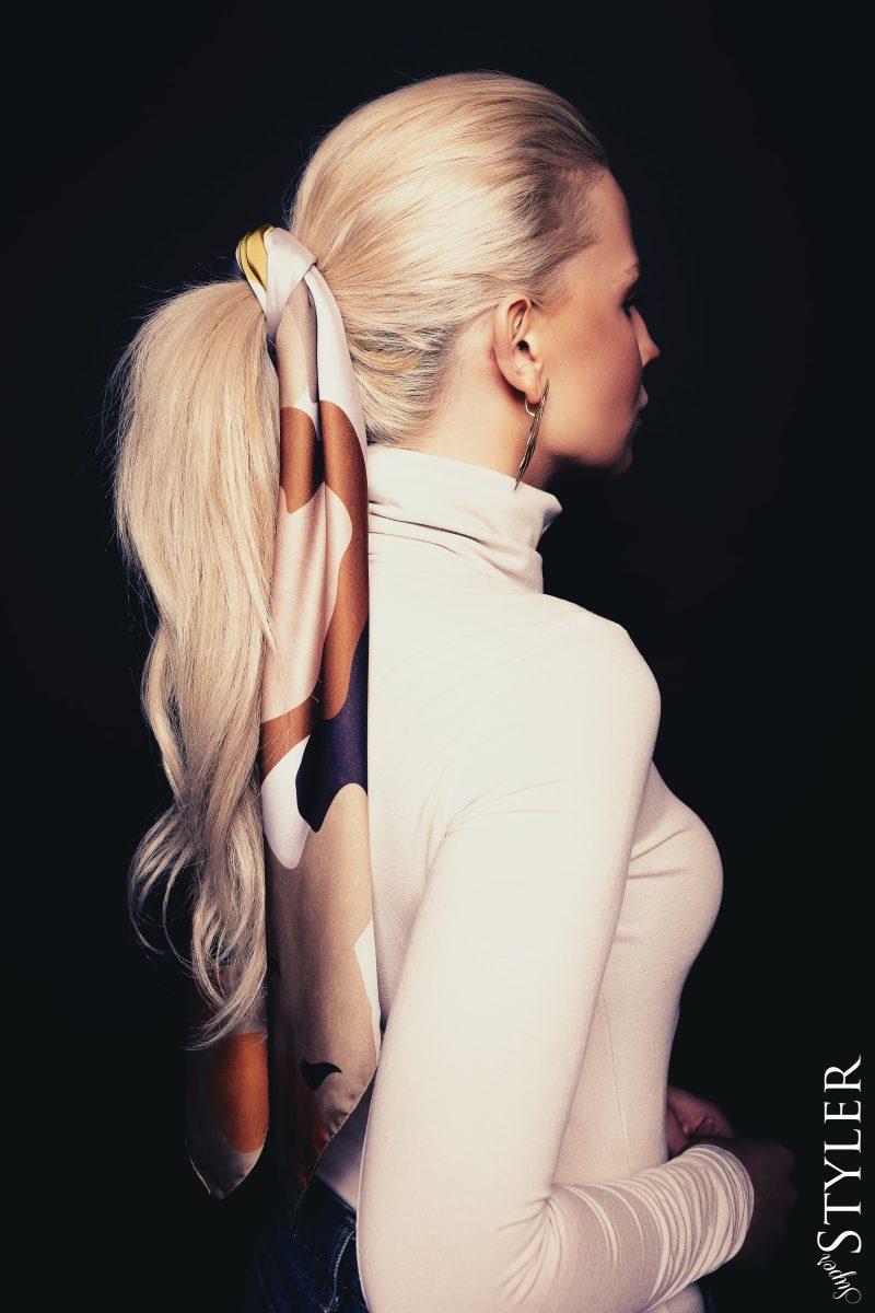 Fryzury damskie 2020 - Spadiora
