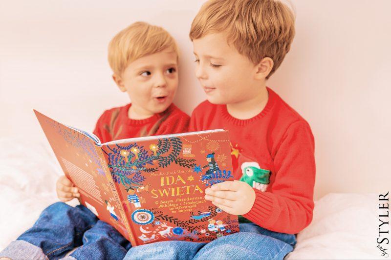 książka Idą Święta!