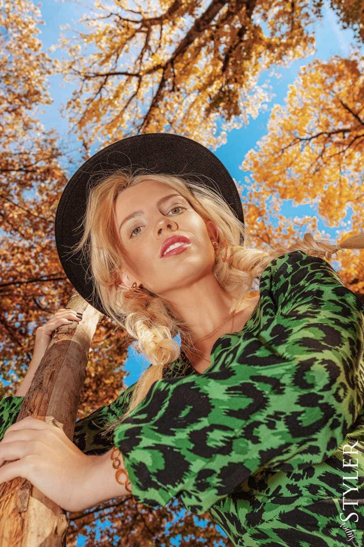 Marta Lech-Maciejewska sukienka Urban Stories