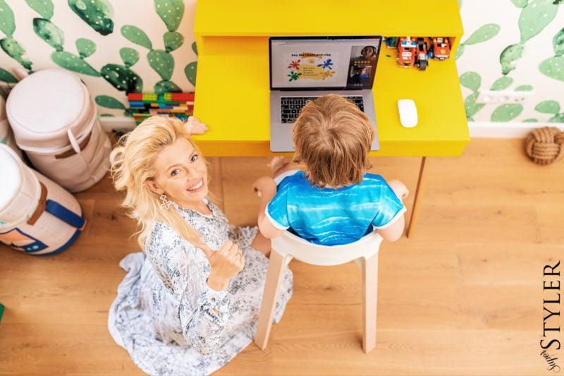 Angielski dla dziecka NovaKid SuperStyler Online