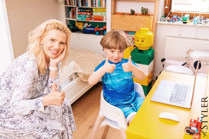 Angielski dla dziecka SuperStyler