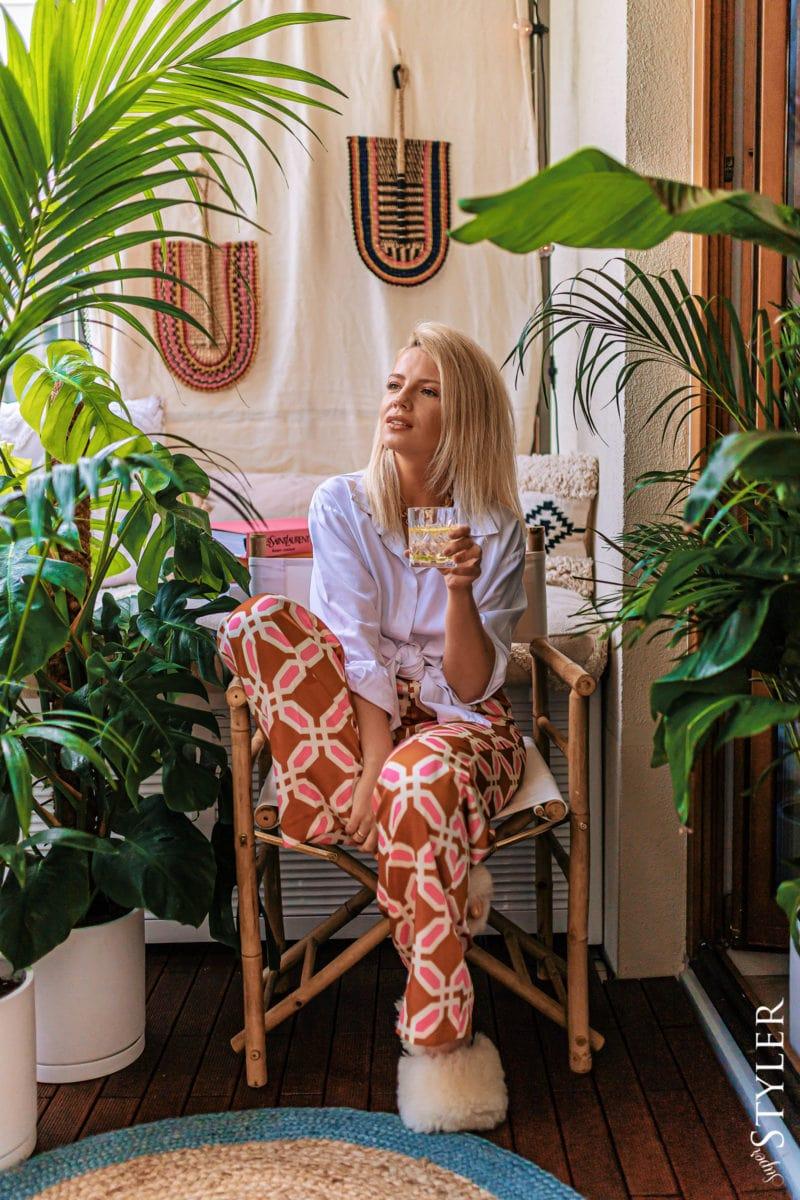 Metamorfoza balkonu Westwing Marta SuperStyler