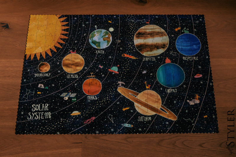 puzzle discover the planets superstyler
