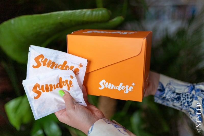 Suplementy diety Sundose SuperStyler
