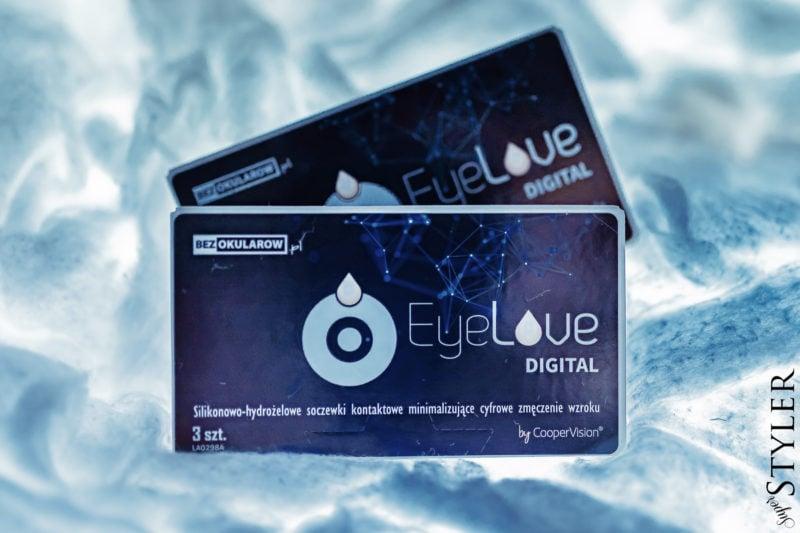 Soczewki kontaktowe EyeLove Digital