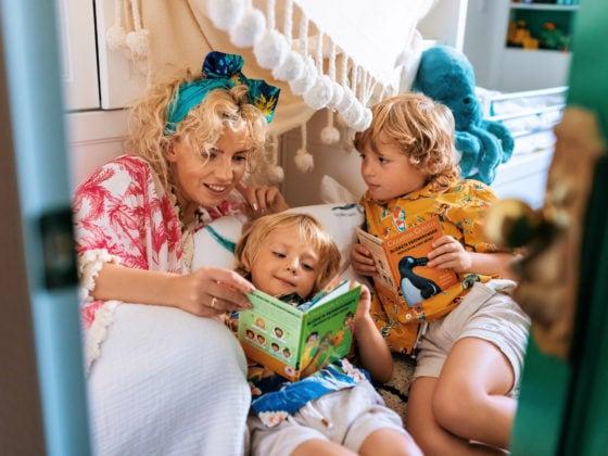 Czytanie dzieciom SuperStyler