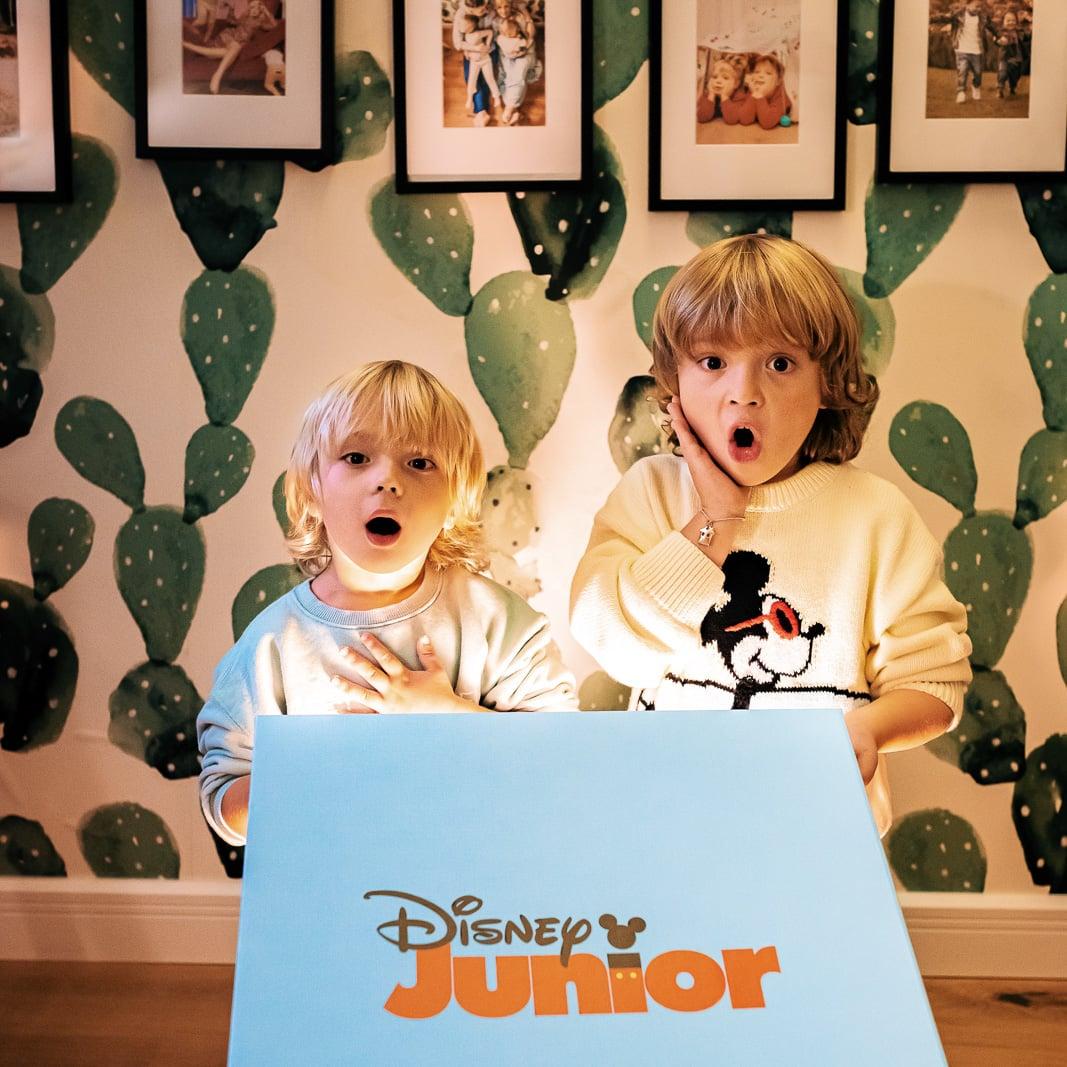 Disney Junior Box Chłopcy