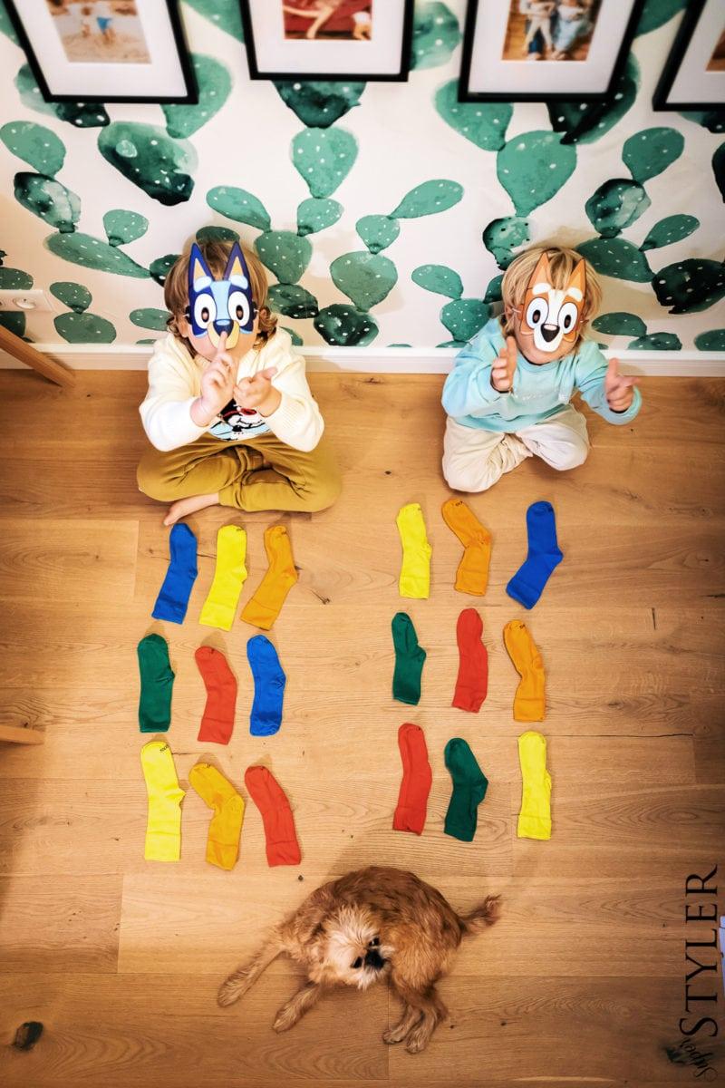 Disney Junior Skarpetki SuperStyler