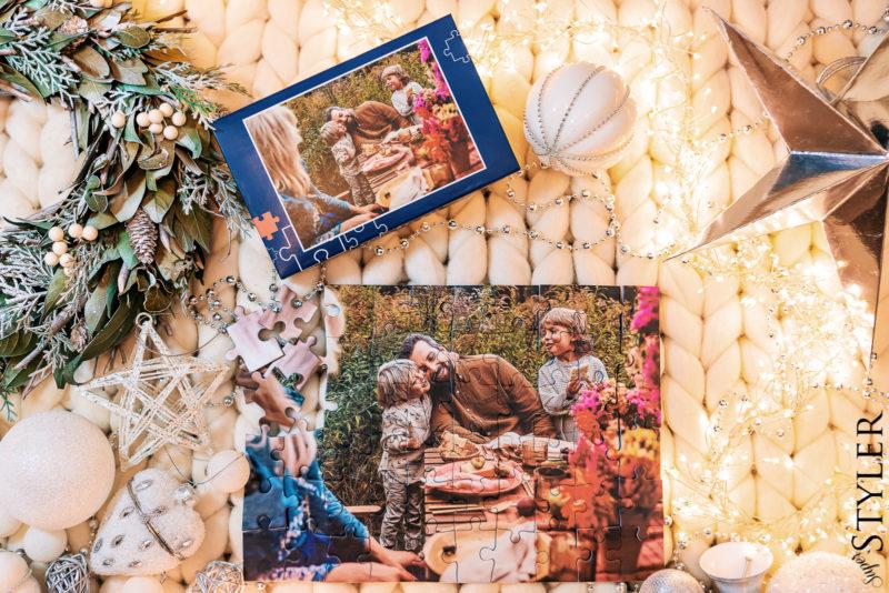 prezent dla dziewczyny puzzle Empik Foto