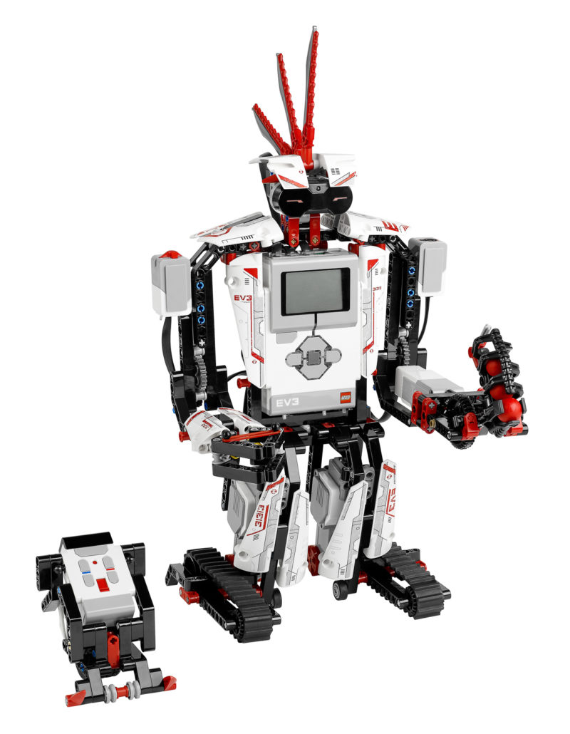 prezent dla chłopaka LEGO Mindstorme