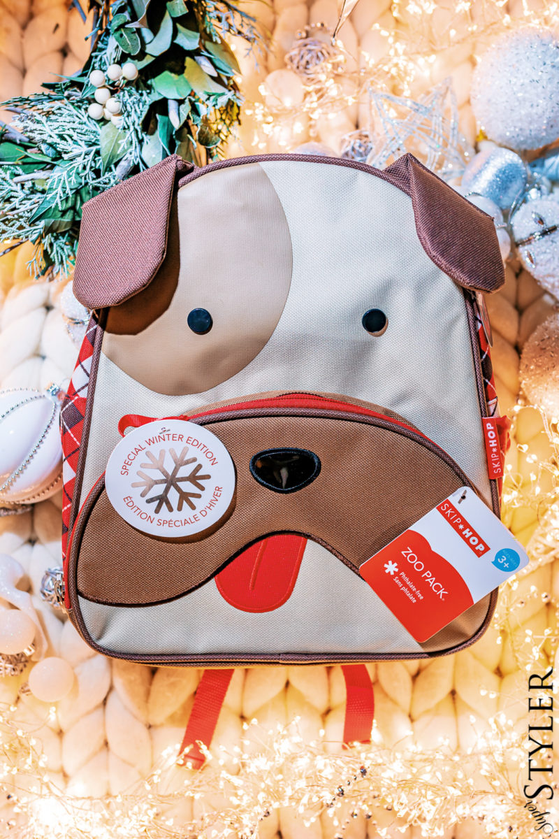 prezenty dla dziecka na święta plecak SkipHop