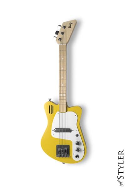 prezenty na święta dla dziecka gitara bebe concept