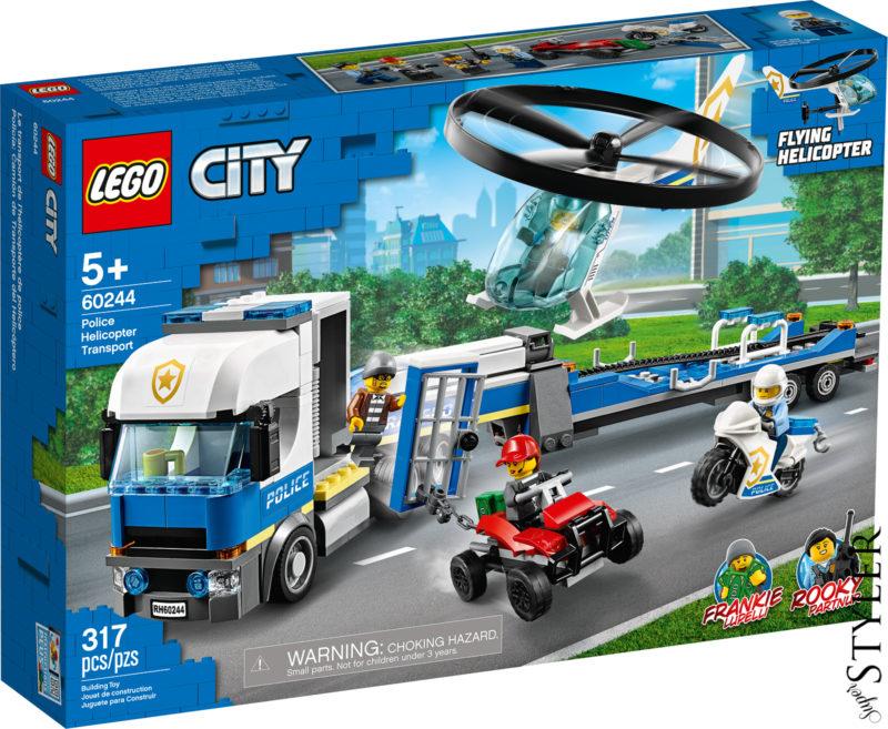 Prezenty na święta dla dziecka LEGO City
