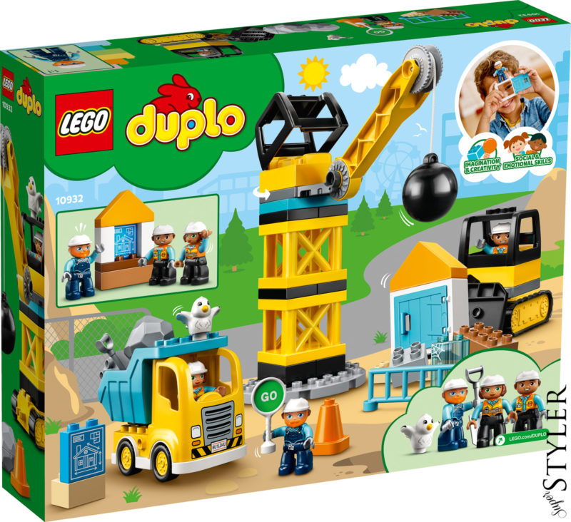 Prezenty na święta dla dziecka LEGO DUPLO