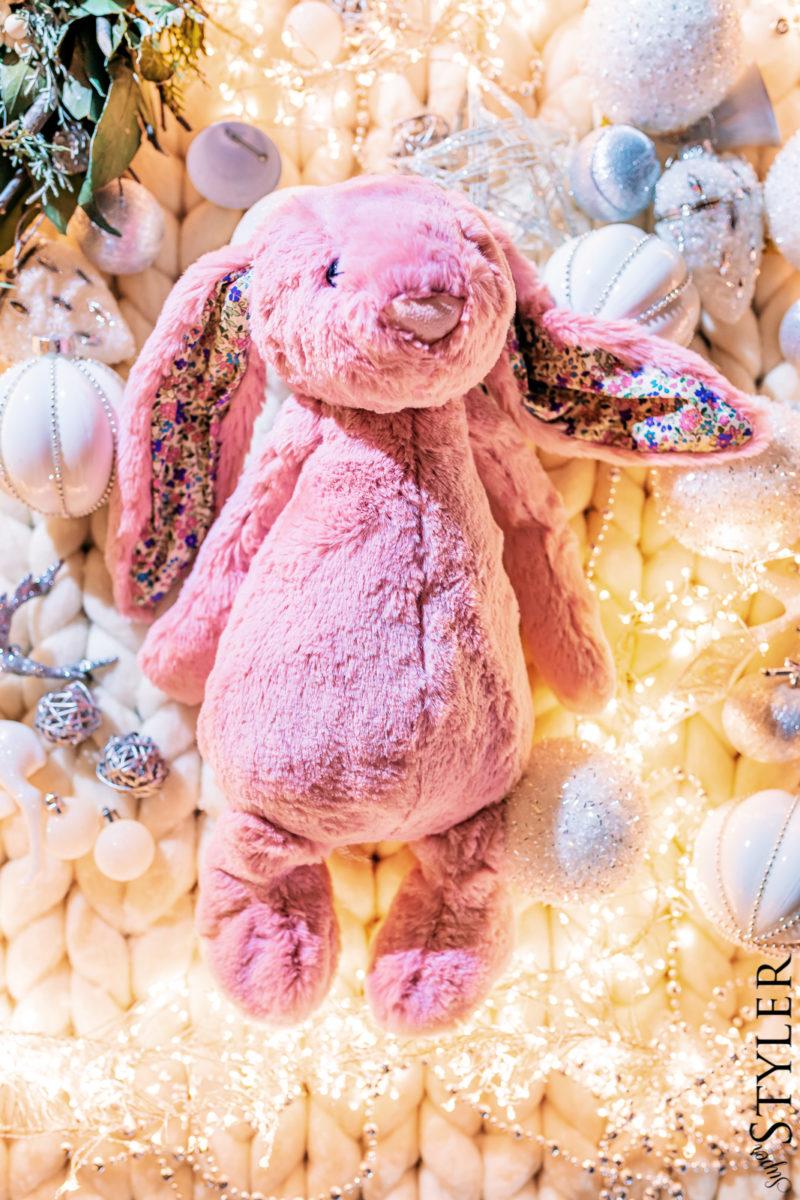 Prezenty na święta Jellycat króliczek
