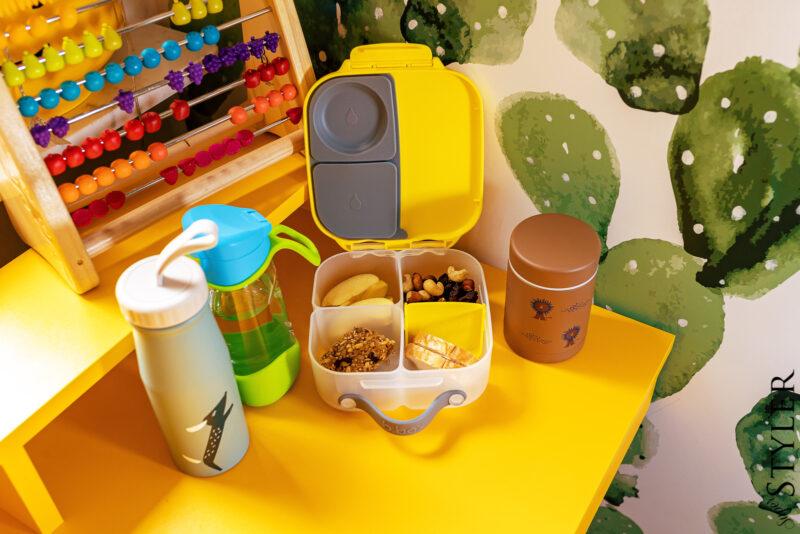 wyprawka szkolna akcesoria lunchowe