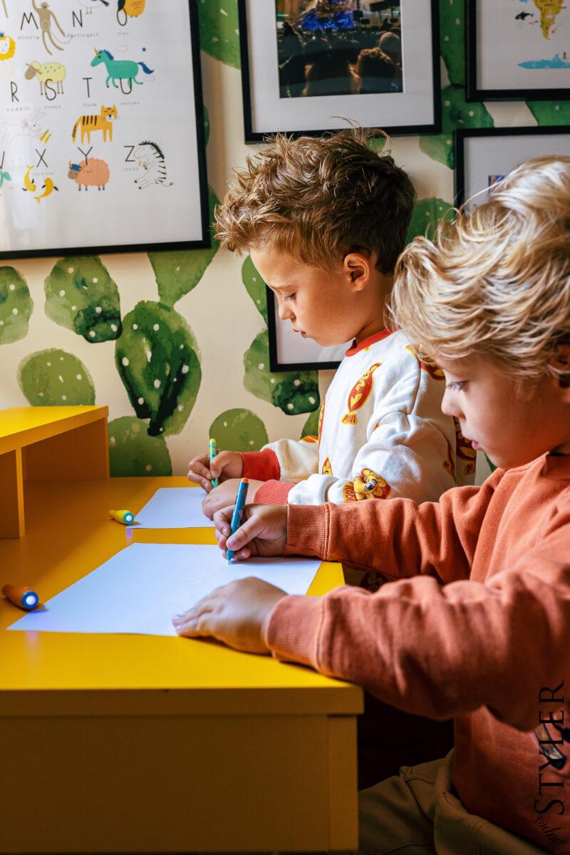 wyprawka szkolna magiczny długopis Miecio Zyzio